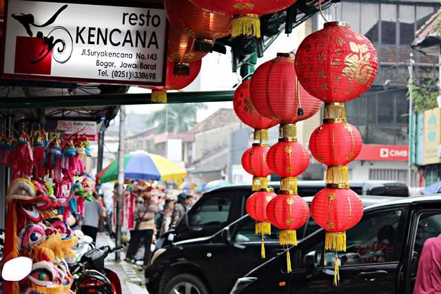 Makna Warna Merah Dalam Budaya Tionghoa/Cina