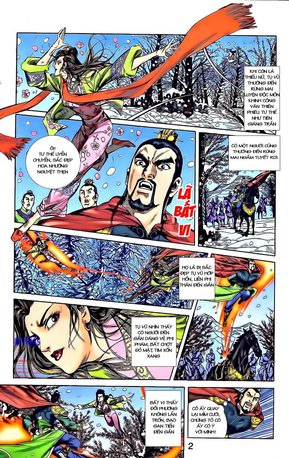 Tần Vương Doanh Chính chapter 3 trang 7