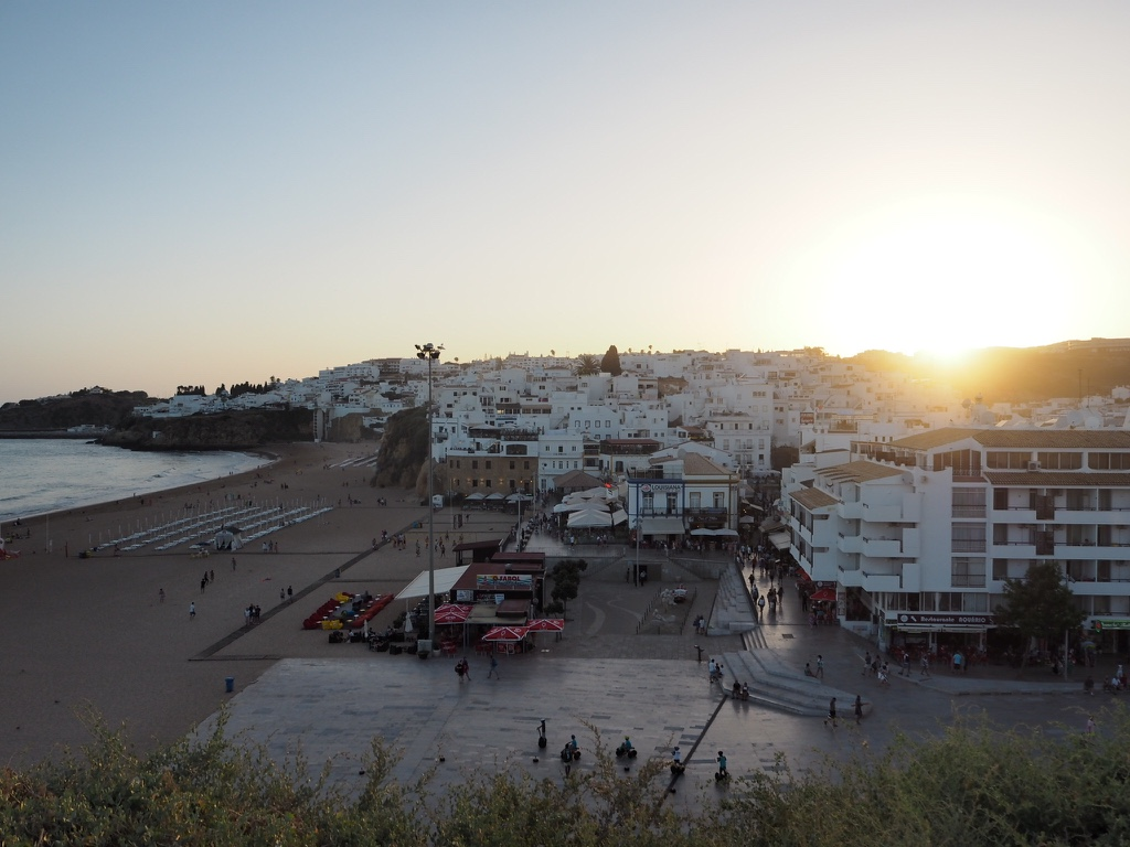 Albufeira, Portugal: Photo Diary