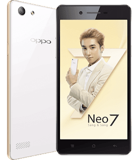 Oppo Neo 7 Smartphone yang Pas di Genggaman