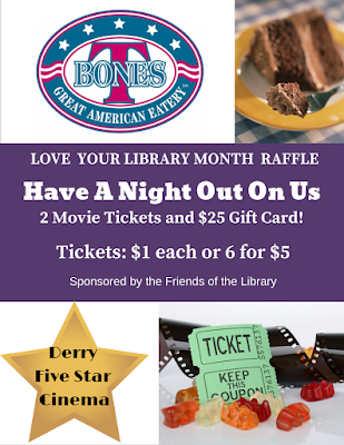 Have a Night Out on Us! February 1-28, 2019