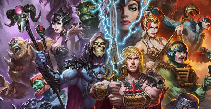News From Eternia: Masters of the Universe Reboot Pushed to 2020