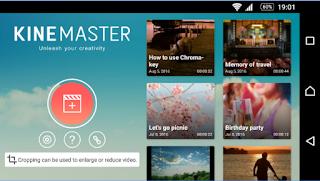 Aplikasi Edit Video Tanpa Watermark Untuk Android