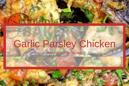 Garlic Parsley Chicken