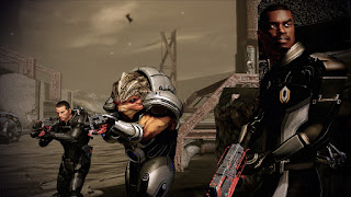 MASS EFFECT 2 pc game wallpapers|screenshots|images