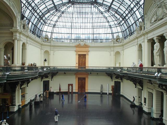 O que fazer nos museus de Santiago no Chile