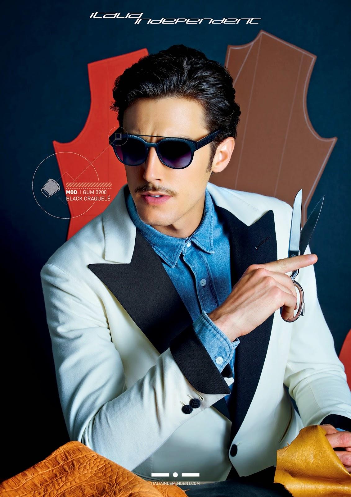 4d489a555c Italia Independent des lunettes de luxe | DAME SKARLETTE