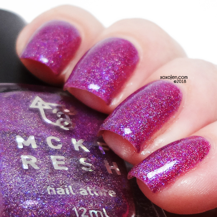 xoxoJen's swatch of MckFresh I Am NOT A Bunny