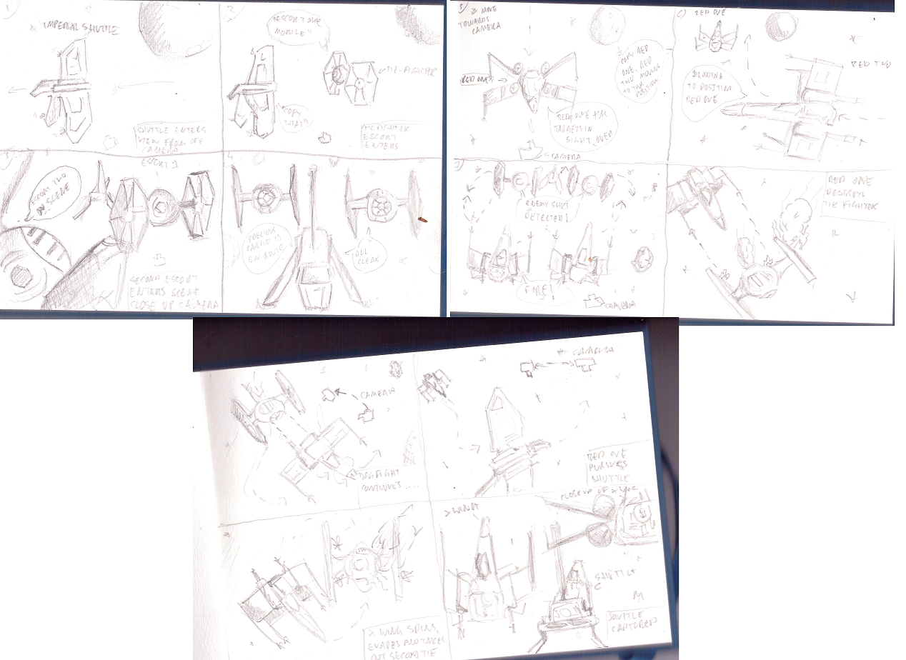 3d Modelling And Animation Mood Board And Story Board