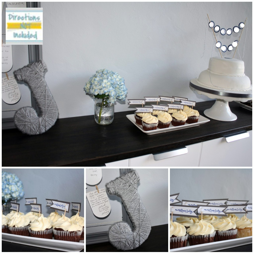Baby Shower Decorations Table Settings: DIY Baby Shower Decorations