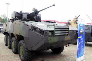 IFV Cobra 8x8 Pindad