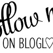 FALL IN LOVE WITH BLOGLOVIN'