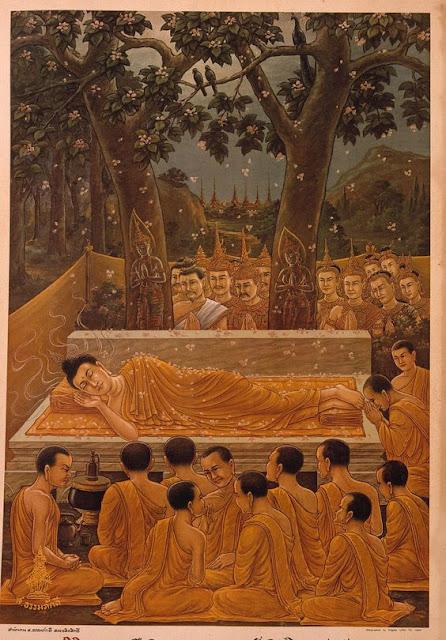 Đạo Phật Nguyên Thủy - Tìm Hiểu Kinh Phật - TRUNG BỘ KINH - Niệm xứ