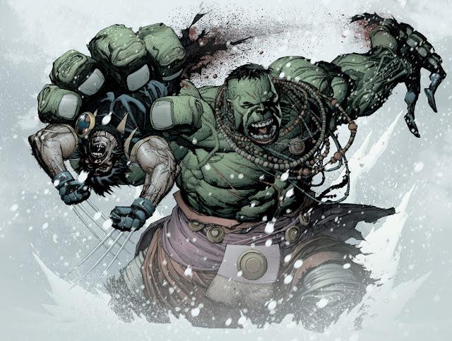 hulk vs wolverine comic