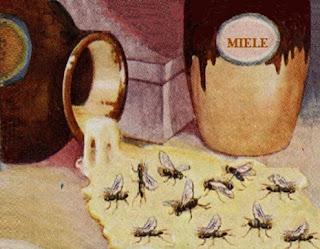 Le mosche sul miele (Fedro)
