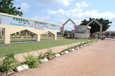 Federal University lafia sacks four, demote one over employment scam