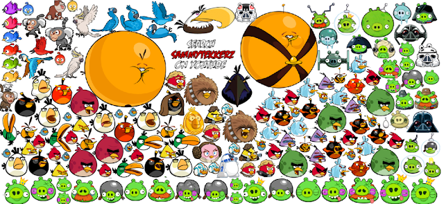 Jogo Desenhos Para Colorir Angry Birds Star Wars No Jogos: Angry Birds Heroes: Fevereiro 2013