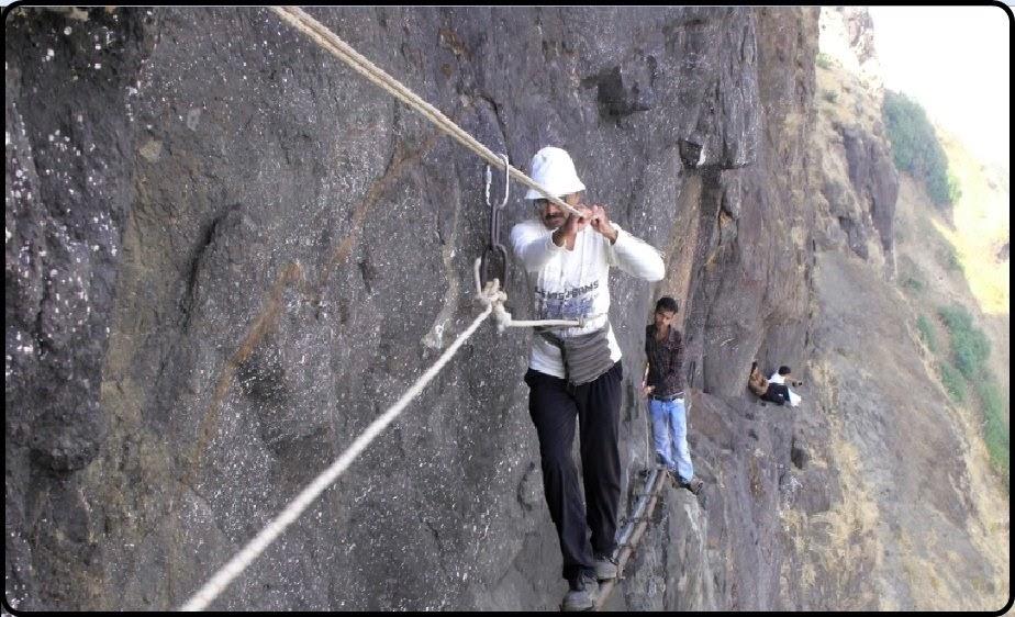 Tmi One Day Thrilling Trek To Malang Gad Near Kalyan On 09th March 2014 Sunday Trek Mates India
