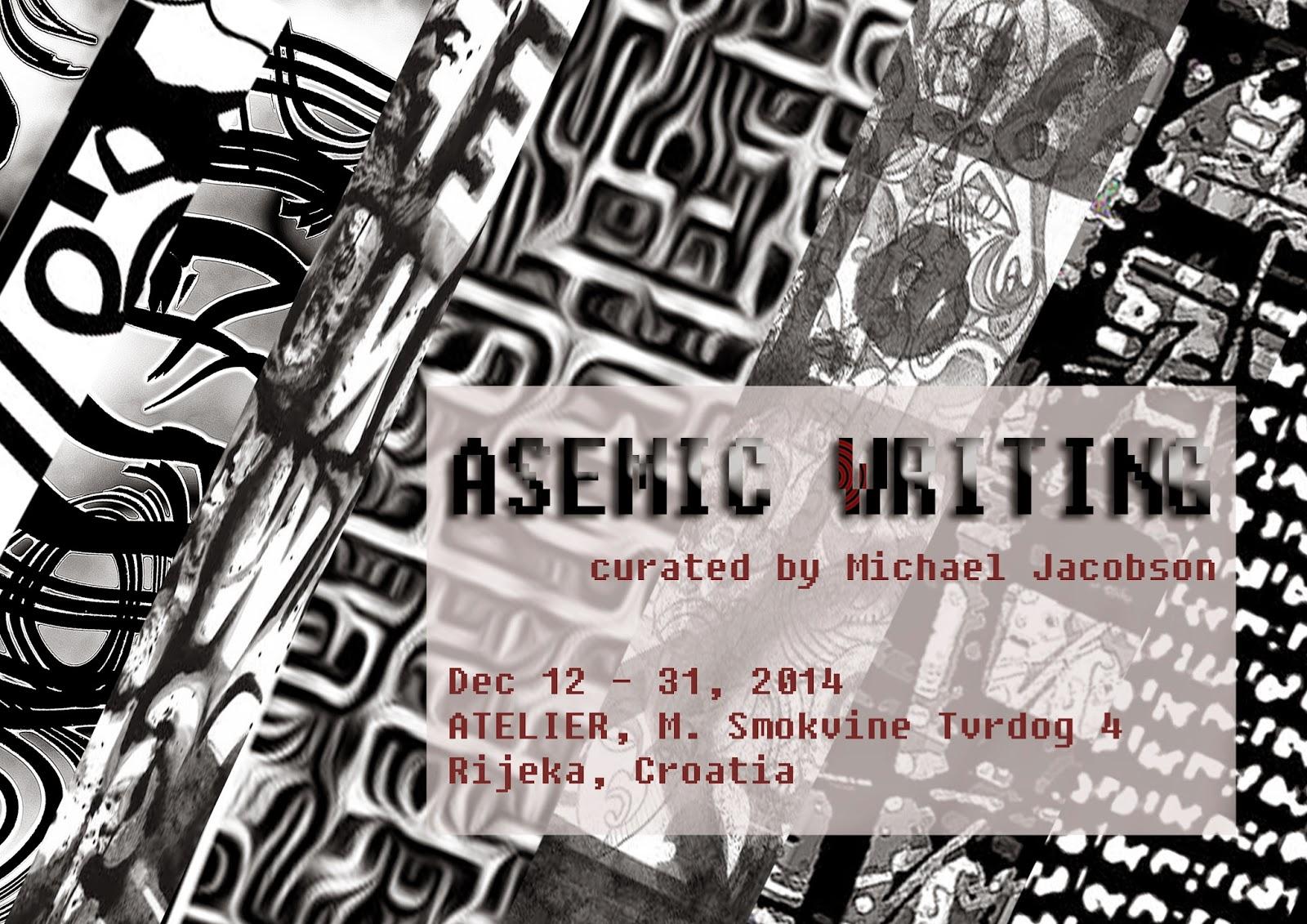 asemic writing amazon