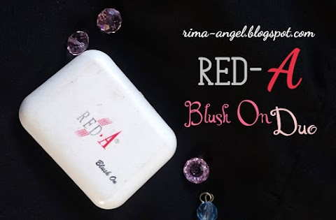 Review Red-A Blush On Duo Light Pink
