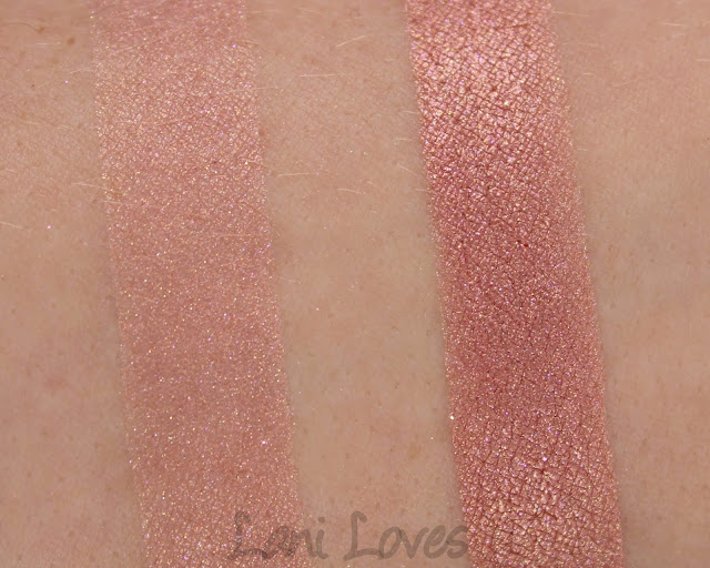 Innocent + Twisted Alchemy Candied Hearts Eyeshadow Swatches & Review