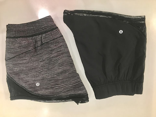 lululemon two-in-one-short