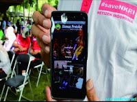 Peluncuran Aplikasi One Click Humas Oleh Pemkab Blora