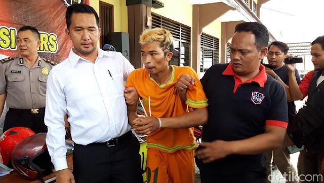Cerita Keji Pembunuhan dan Perkosaan Kasir Toko di Boyolali