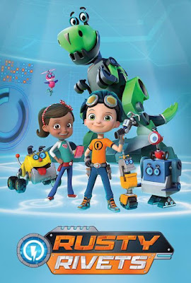 Rusty Rivets 2016 DVD R1 NTSC Latino