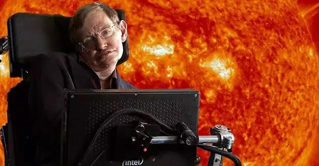 Ο ψευτο-επιστήμονας Στίβεν Χόκινγκ Άρχισε πάλι τις μασονικές τους αρλούμπες: οι άνθρωποι θα πρέπει να εγκαταλείψουμε τη Γη!
