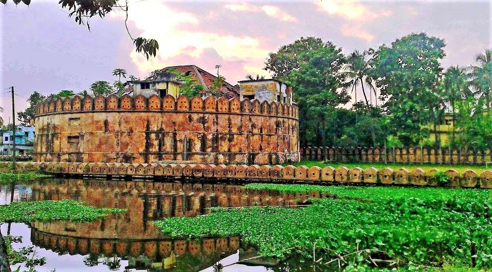 idrakpur fort
