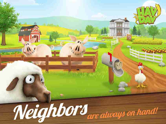 Hay Day Free Download Apk