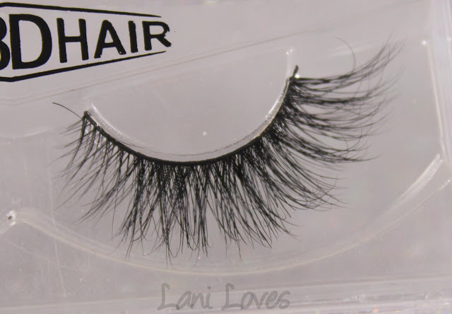 Ebay Mink 3D Hair False Eyelashes A19 Review