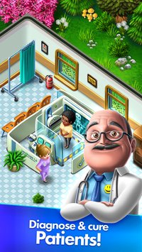 My Hospital MOD Dinheiro Infinito 1.2.20