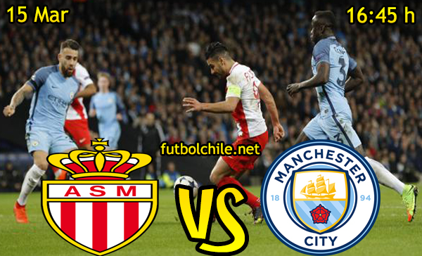 Ver stream hd youtube facebook movil android ios iphone table ipad windows mac linux resultado en vivo, online: Monaco vs Manchester City