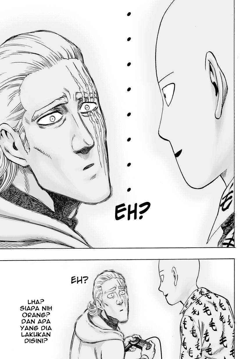 One Punch Man Chapter 52 Bahasa Indonesia
