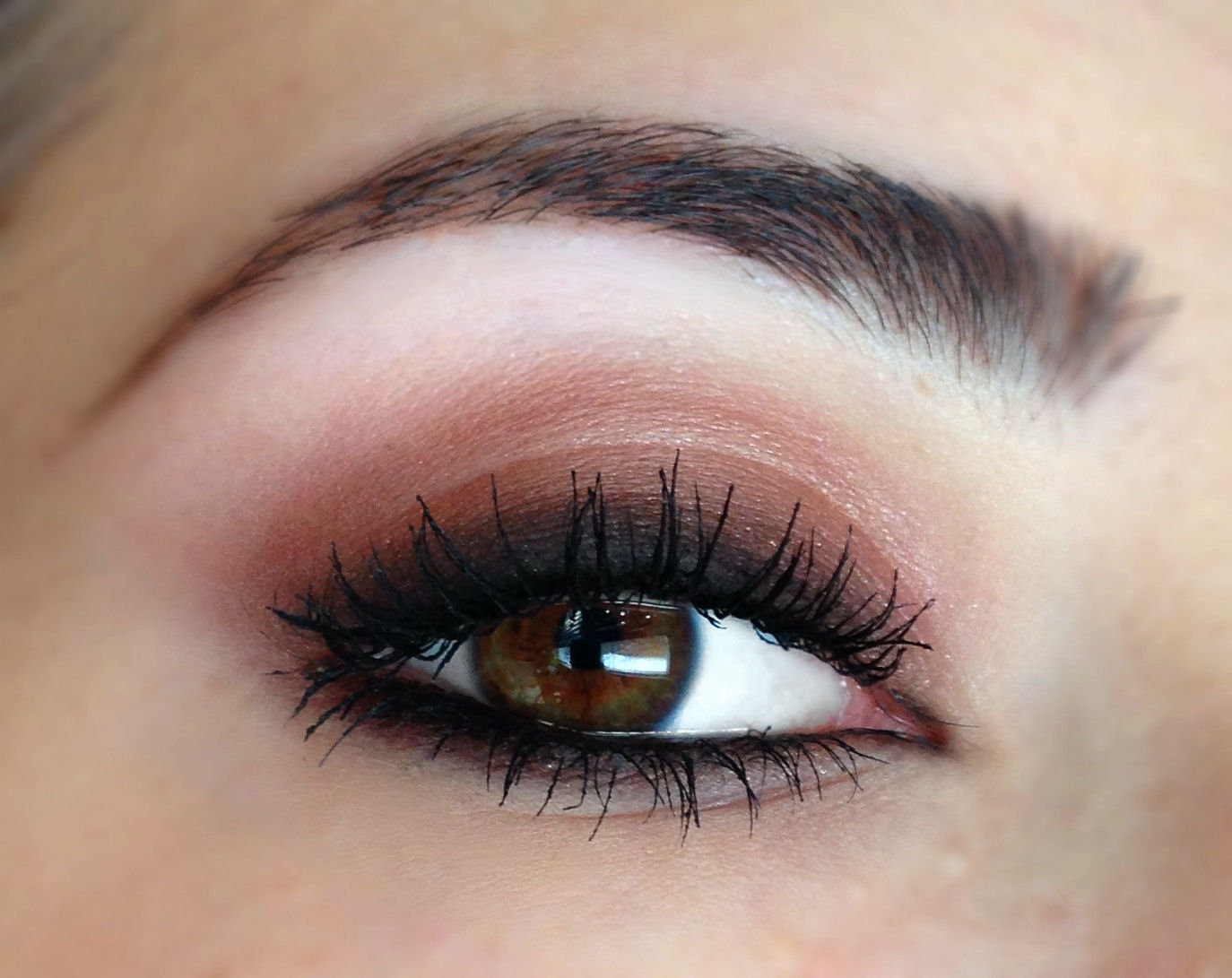 That Beauty Secret: Brown Smokey Eye