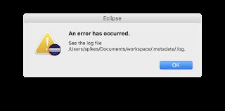 Eclipse Neon.3 Working For Mac Os X High Sierra
