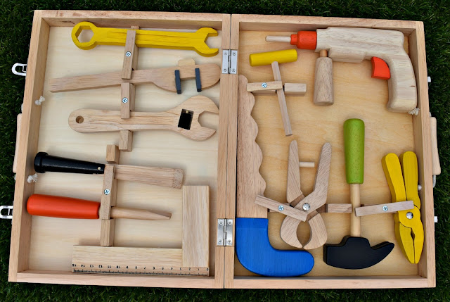 BigJigs Carpenter's Set