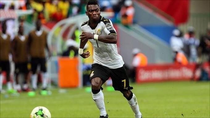 Atsu, Wakaso, left out of Ghana squad