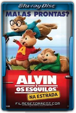 Alvin e os Esquilos Na Estrada Torrent 2016 720p e 1080p BluRay Dublado