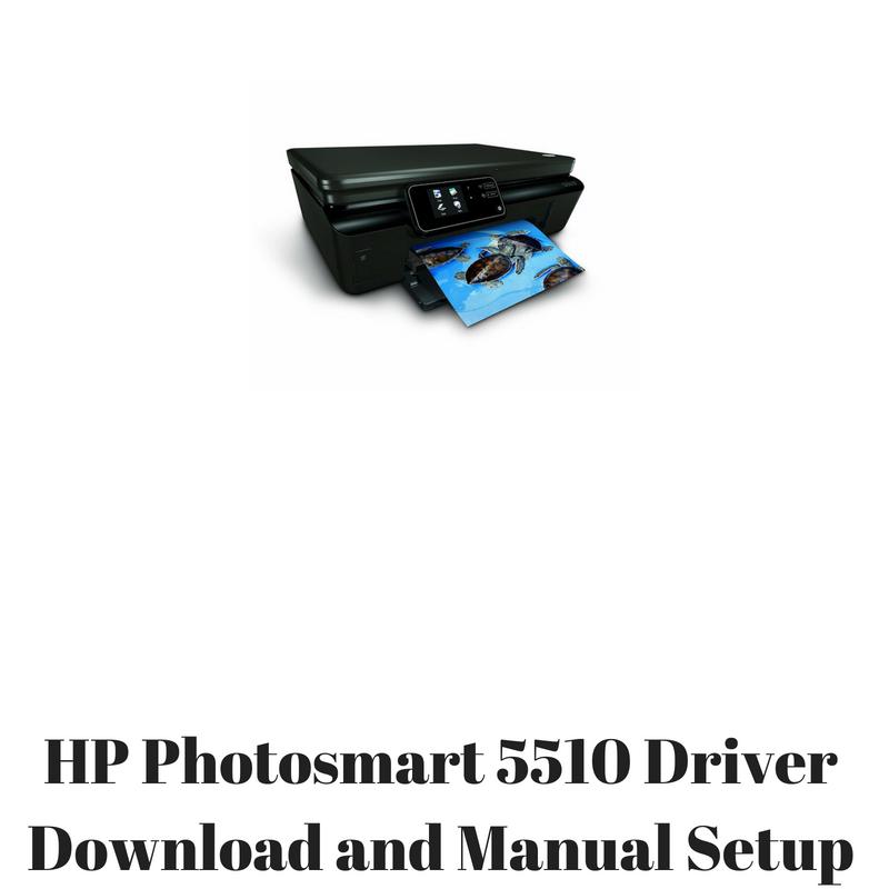 logiciel photosmart 5510