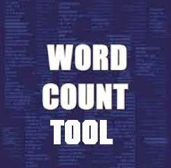 Word Count Tool - To Count Words In Seconds