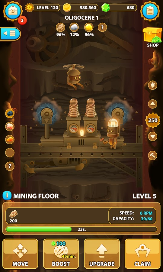 Deep Town: Mining Factory MOD APK + DATA  Android v3.1.3 Full Unlimited Money Terbaru 2018