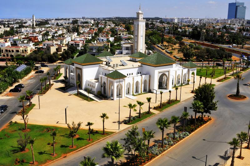 Le Maroc rénove ses mosquées.