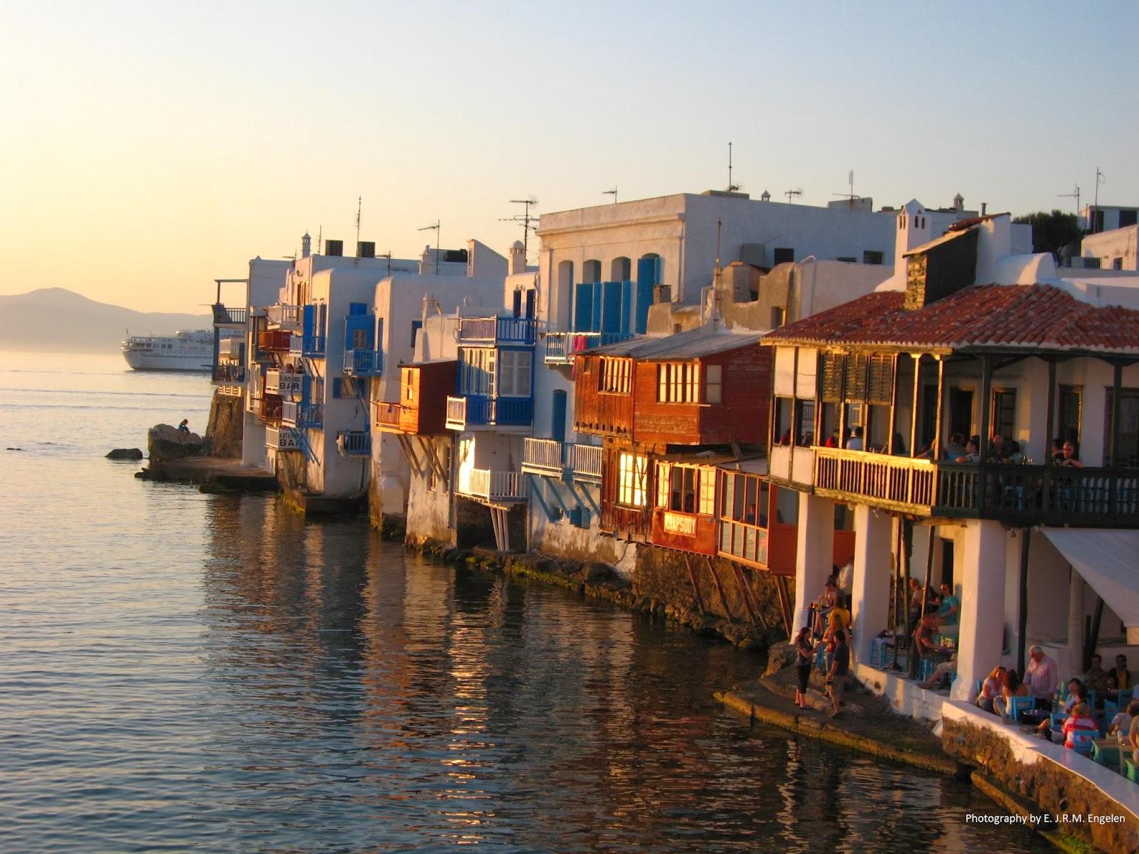 Passion For Luxury : MYKONOS ISLAND - GREEK SUMMER PARADISE