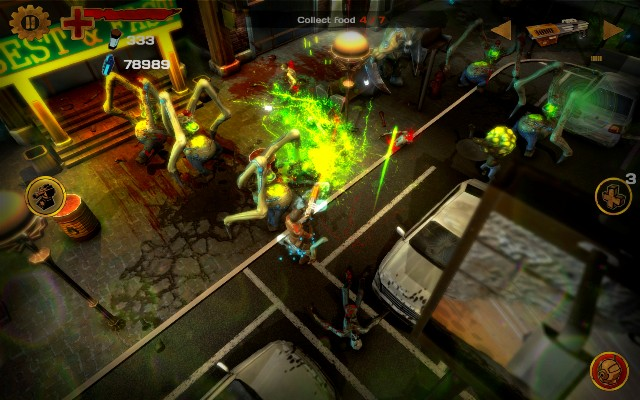 Guns n Zombies Games Screenshots