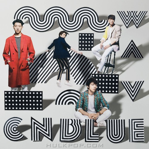 CNBLUE – WAVE (Japanese) (ITUNES PLUS AAC M4A)
