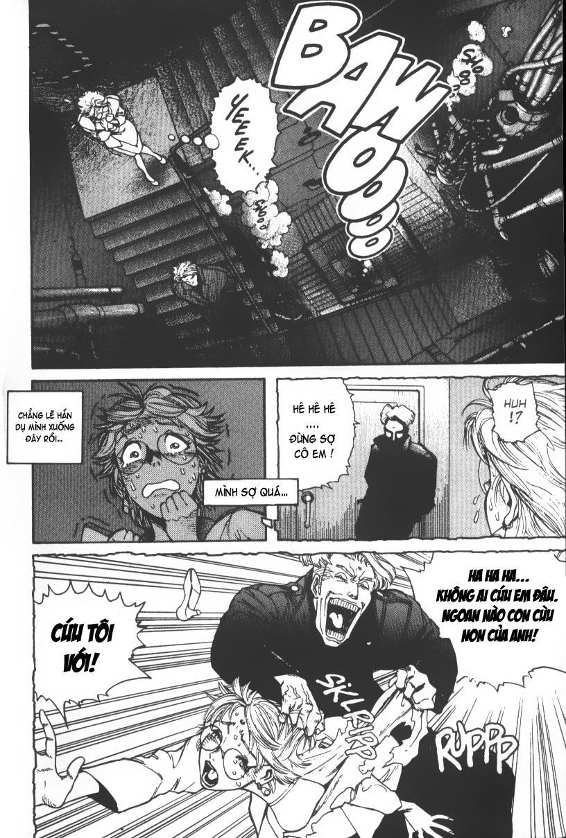Battle Angel Alita chapter 36 trang 6