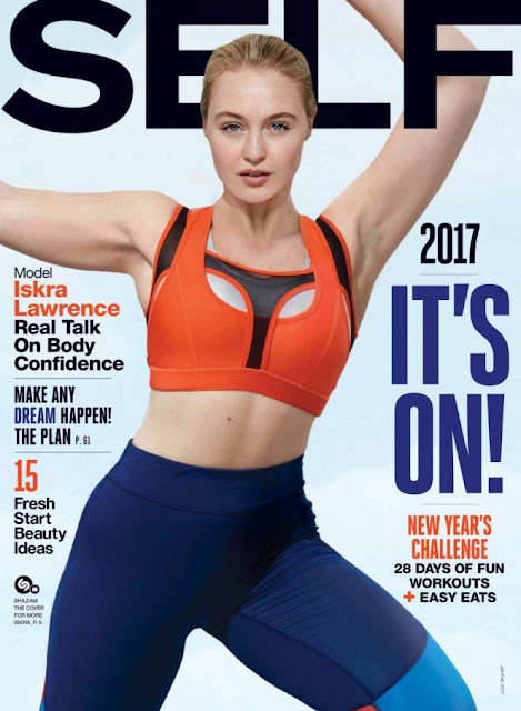 Iskra Lawrence – Self Magazine